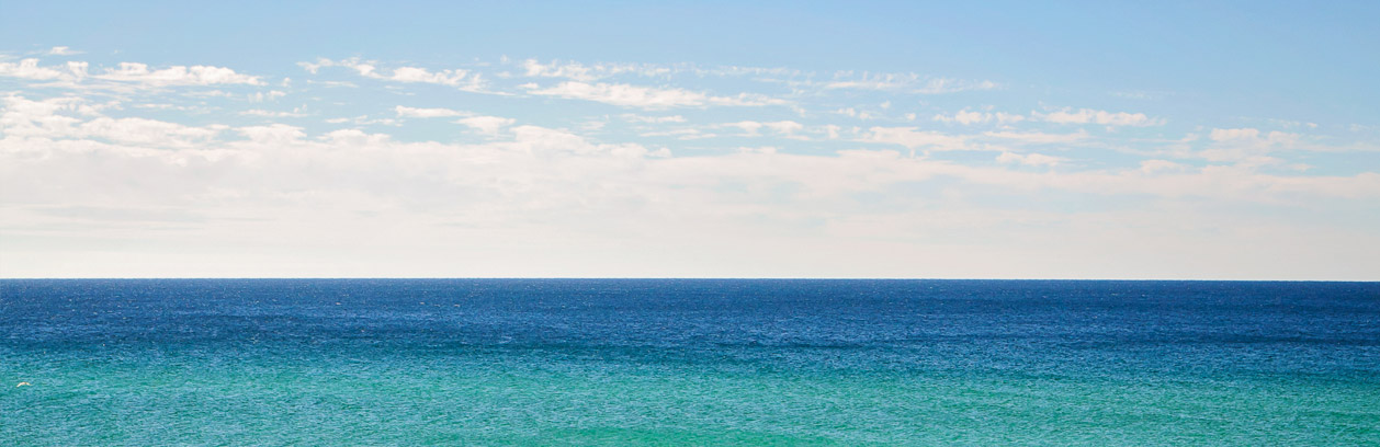 A photo of the beach from real estate in the small beach community of Seagrove Beach, FL
