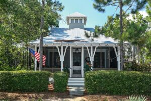 one of a kind homes for sale in WaterColor Florida