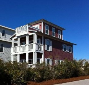 30A real estate for sale - 264 Cottage Way Exterior