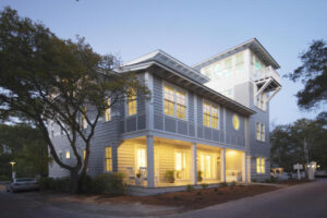 New construction homes Seaside FL - 366 Forest