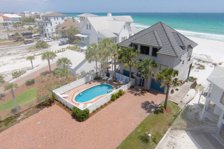 gulf front home for sale in seagrove beach fl beach