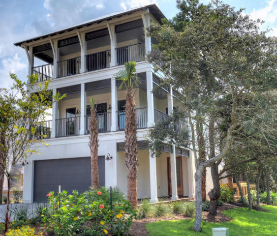New construction gulf view blue mountain beach home for for Houses for sale watercolor fl