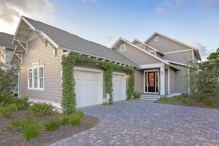 lakefront home for sale in watersound west beach beach
