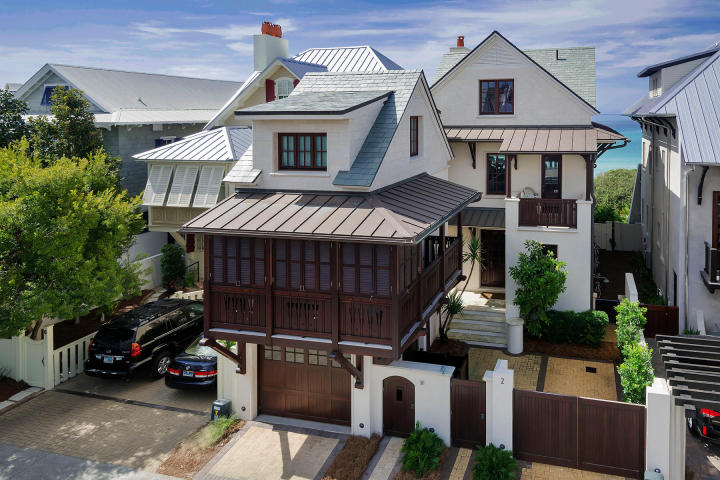 gulf front home for sale in rosemary beach beach group
