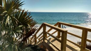 49 Hinton Drive Unit 5, Santa Rosa Beach FL 32459 - Seagrove Beach Gulf Front Condo for Sale