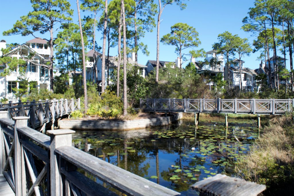 Watersound West Beach Is A Private Gated Community South Of Highway 30 With Deeded Access On The Gulf Mexico And Amenities Including